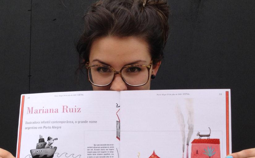 Entrevista com a coeditora da Arte ConTexto Paola Fabres