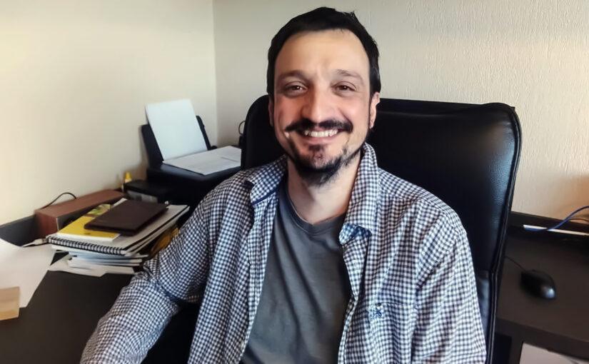 Entrevista com o cofundador da PanoramaCrítico Alexandre Nicolodi